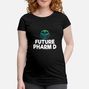 Sciences Éco Future Pharm D - T-shirt de grossesse