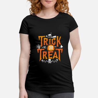 Trick Or Treat Trick Or Treat - T-shirt de grossesse