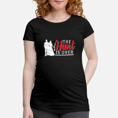 Over Wedding - The hunt is over - Maternity T-Shirt