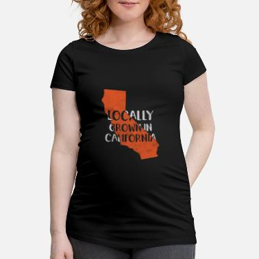 Californie Californie, Californie - T-shirt de grossesse