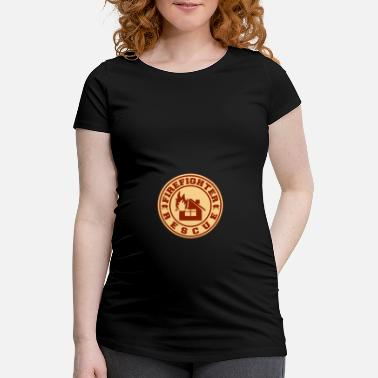 Rescue Firefighter rescue - Firefighter rescue - Maternity T-Shirt