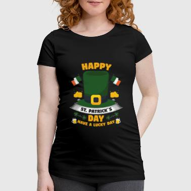 St. Patrick's Day! St. Patrick's Day! - Women's Pregnancy T-Shirt