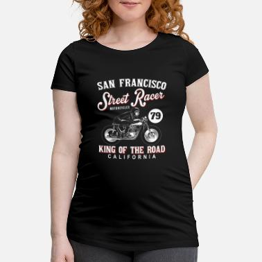 Francisco King of the Roads Motorcycle - Vente-T-shirt