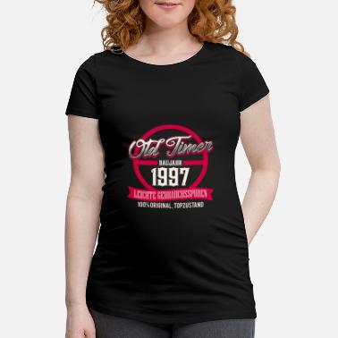 Production Year Vintage - year of production 1997 - top condition - Maternity T-Shirt