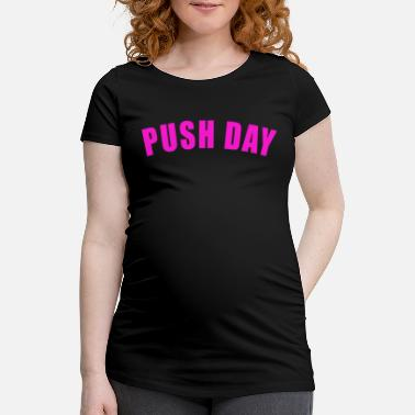 Lift Elevator PUSH DAY GIFT FITNESS GYM TRENING PULL Ben - Vente T-shirt