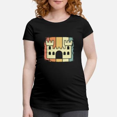 Medieval Medieval castle - Maternity T-Shirt