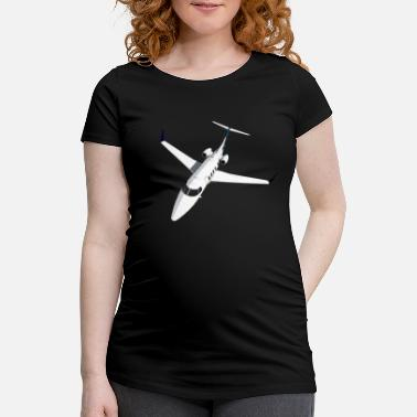 Jet Private Jet Airplane Jet Jet - Maternity T-Shirt