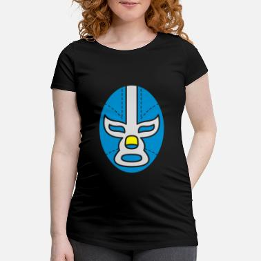 Mask Mask Mask - Maternity T-Shirt