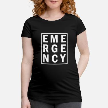 Emergency Care Emergency & Rescue Center - Women's Pregnancy T-Shirt