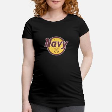 Navy Navy - Maternity T-Shirt