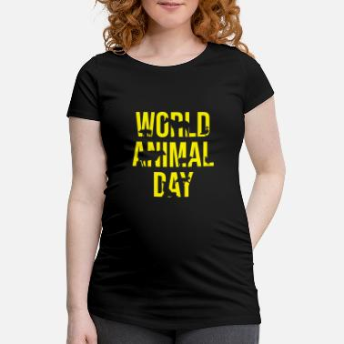 Welfare animal welfare - Women's Pregnancy T-Shirt