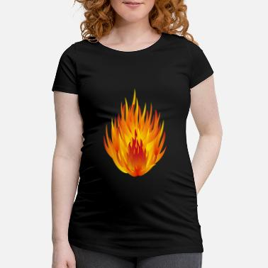 Concentration concentrate - Maternity T-Shirt