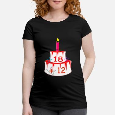 Humour 30th birthday - Maternity T-Shirt