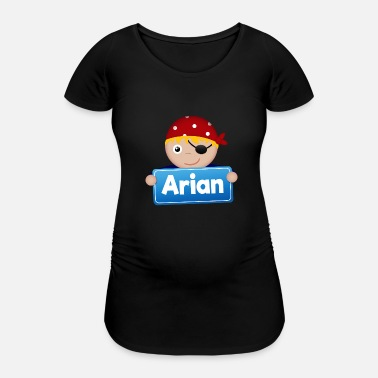 Ariana Lite Pirate Arian - T-skjorte for gravide kvinner