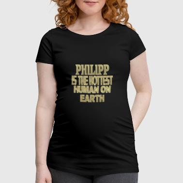 Philipp - Women's Pregnancy T-Shirt