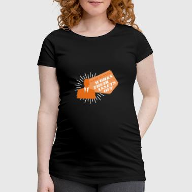 Accountant accounting gift accounting - Women's Pregnancy T-Shirt