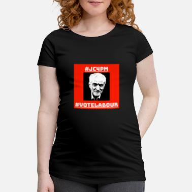 Labour Jeremy Corbyn For Prime Minister - Maternity T-Shirt