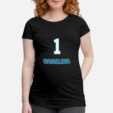 Carolina Panthers Carolina - Zwangerschaps T-shirt