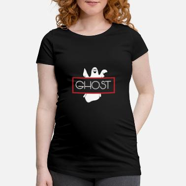 Ghost Halloween Ghost Ghost Ghost - Maternity T-Shirt