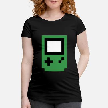 Console green console - Maternity T-Shirt