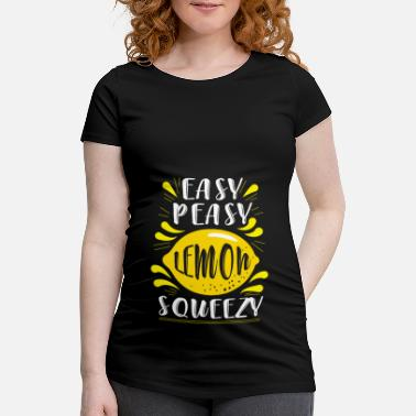 Lemon Easy Peasy Lemon Squeezy Funny siger - Vente T-shirt