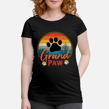 Grand Grand Paw - Maternity T-Shirt