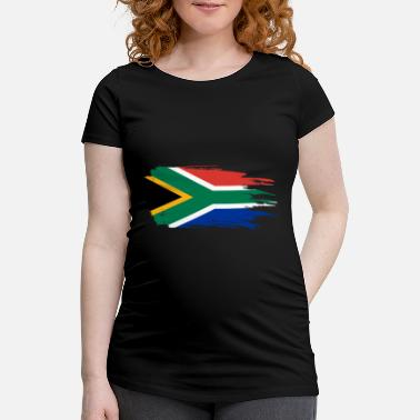 South Africa Republic of South Africa Shirt Gift Idea - Maternity T-Shirt
