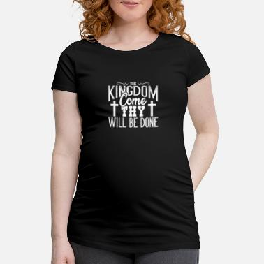 Catholique catholique - T-shirt de grossesse