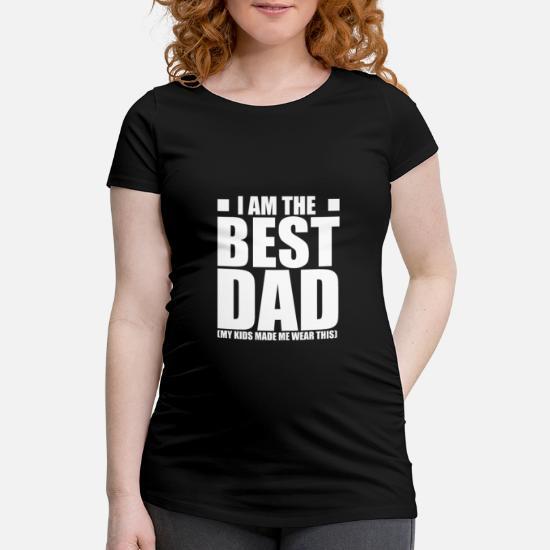 Far pappas fars gave pappa farsdag bursdag Premium T skjorte