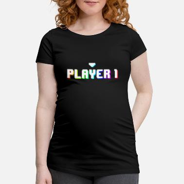 Mus Gamer Player 1 - Vente T-shirt