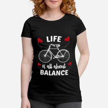 Bike Bike Bike - Maternity T-Shirt