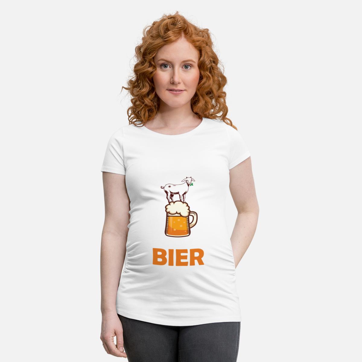Lustiger Bier Spruch