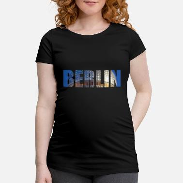 Alexanderplatz Berlin - Capital Design - T-shirt de grossesse Femme