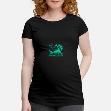 Installation installations - T-shirt de grossesse