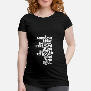 Yoga yoga - Maternity T-Shirt