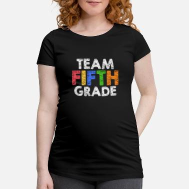 Grade Fifth grade - Maternity T-Shirt