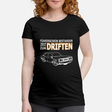 Drivers License driver's license - Maternity T-Shirt