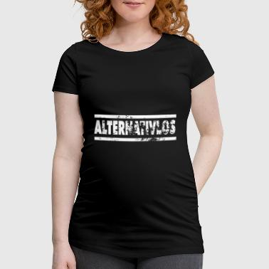 alternative - T-shirt de grossesse Femme