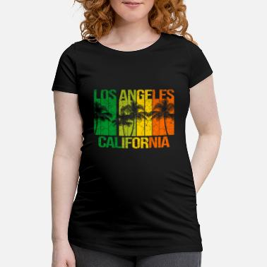 Southern California Los Angeles California - Maternity T-Shirt