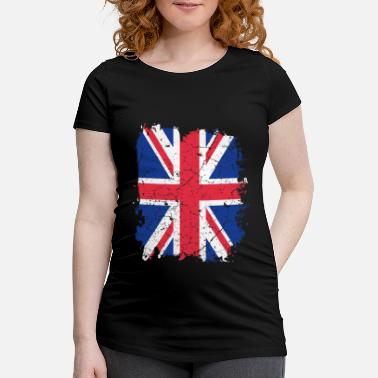 Uk UK UK flag - Maternity T-Shirt