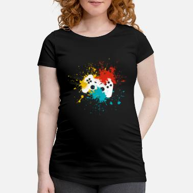 Console Gaming console - Maternity T-Shirt