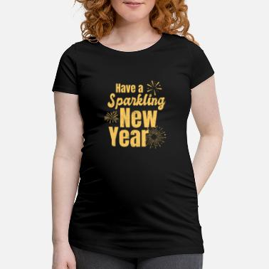 New Years Eve New Years Eve Sparkling New Year Gift - Maternity T-Shirt