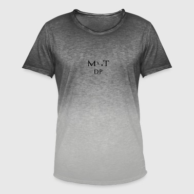 Production Designer MXT DP (MAXIME Design Production) - Men's T-Shirt with colour gradients