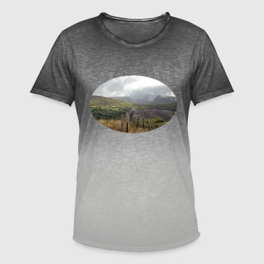 Ring of Kerry - Men's T-Shirt with colour gradients
