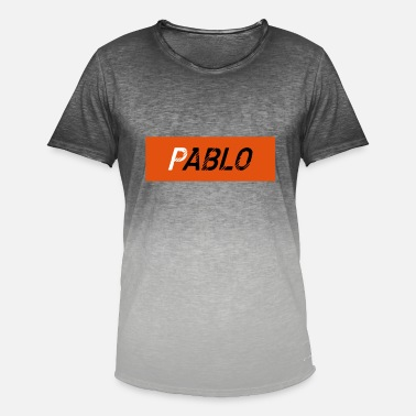 Pablo Pablo Pablo - Men's T-Shirt with colour gradients