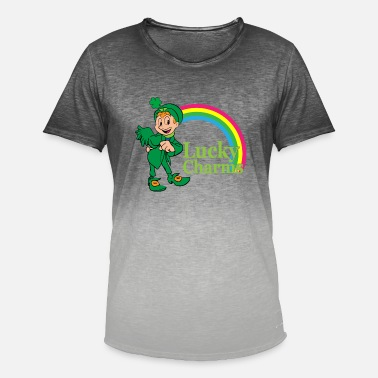 Lucky Charm Lucky charms - Men's Colour Gradient T-Shirt