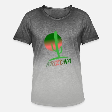 Arizona Arizona - T-shirt dégradé Homme