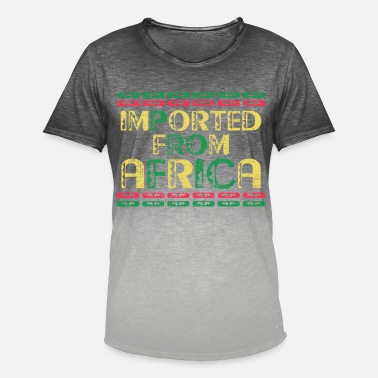 Black History African black history - Men's Colour Gradient T-Shirt