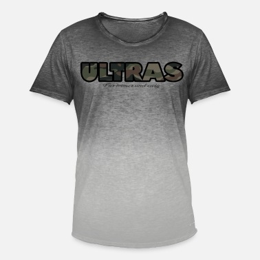 Ultras forever and ever - Men's Colour Gradient T-Shirt
