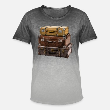Suitcase suitcase - Men's Colour Gradient T-Shirt